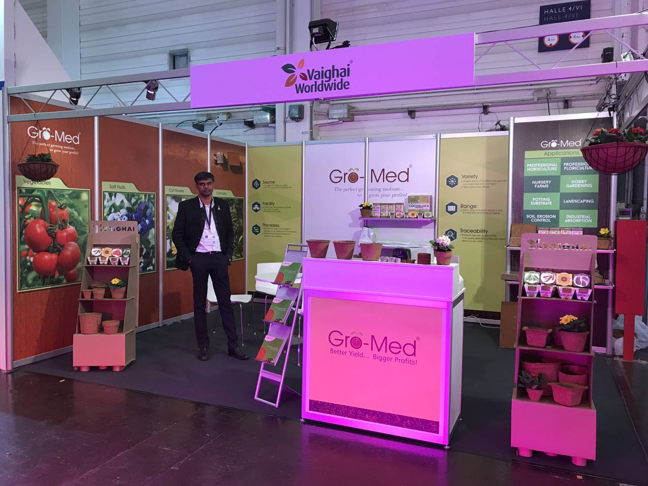 IPM Essen 2019, Germany